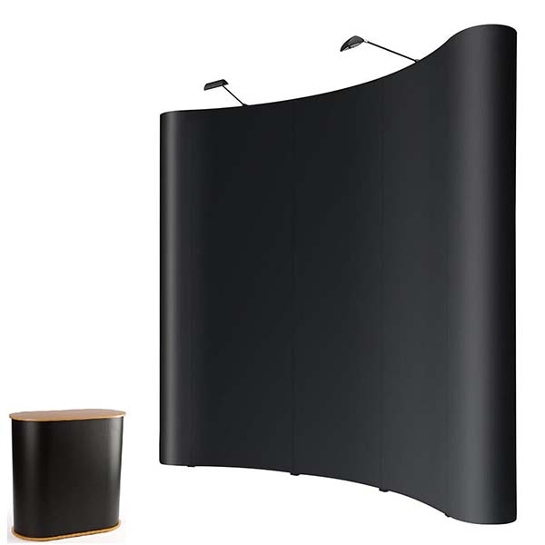Hot sale Cardboard Lcd Display - conference booth design – LongFuJin