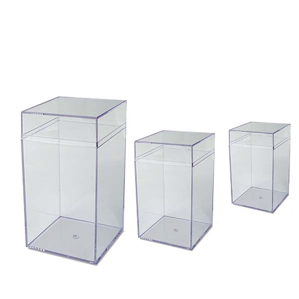 Hot Sale for Acrylic Perspex Box With Lid - acrylic display tray – LongFuJin