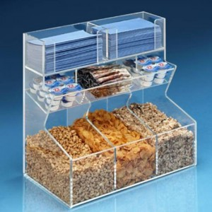 acrylic display boxes wholesale