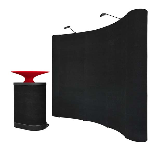 Factory Free sample Trade Show Booth Roof Stands - trade show booth – LongFuJin