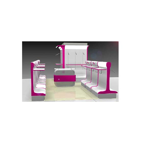 Trending Products Cosmetic Shelves - acrylic displays wholesale – LongFuJin Featured Image