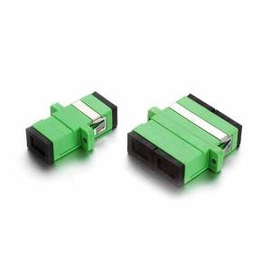 Plastic Telecommunication Parts for Optical Adapter
