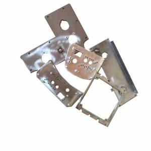 Stainless Steel Sheet Metal Laser Cutting Parts