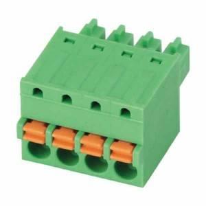 Plastic Terminal Block Electronics Connectors