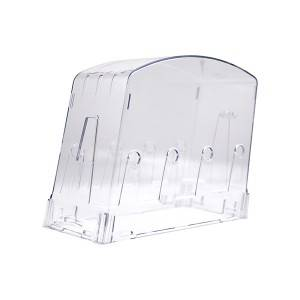Injection Molded Clear Custom Made Plastic Product Supplies