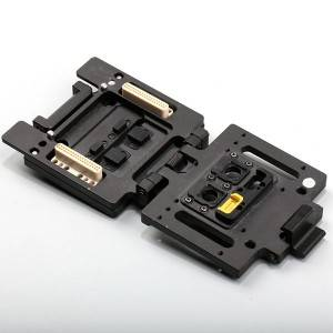 Custom Plastic Assembly Parts with Low Volume Production Service