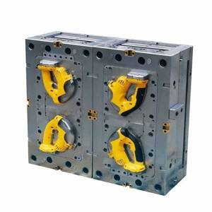 OEM Supply Die Casting Enclosures - Lowest Price for Double Color Coextrusion Plastic Fencing Moulding – Mould