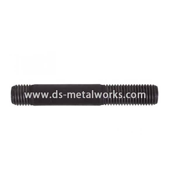 OEM manufacturer custom Din938 Din939 Din940 Din835 Double End Studs Wholesale to Portugal detail pictures