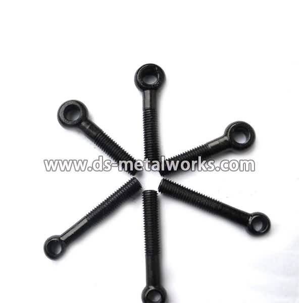 High Quality DIN444 Eye Bolts Wholesale to Milan detail pictures