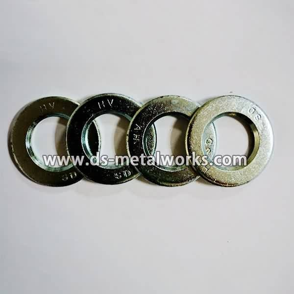 Factory wholesale Din6916 Structural Flat Washers for venezuela Manufacturer