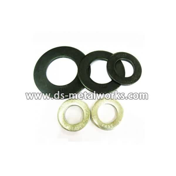 PriceList for ASTM F436 F436M Hardened Steel Washers Export to Oman detail pictures