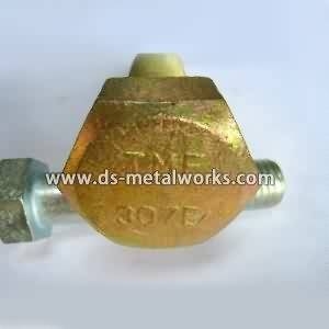 Wholesale Discount ASTM A307 Grade B Heavy Hex Cap Screws Wholesale to Algeria