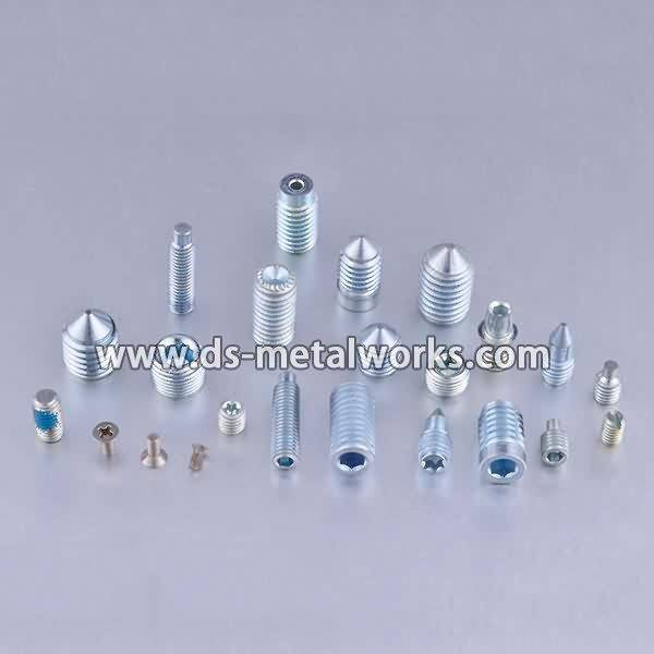 OEM manufacturer custom ISO4026, ISO4027, ISO4028, ISO4029 Socket Set Screws to Nigeria Manufacturer