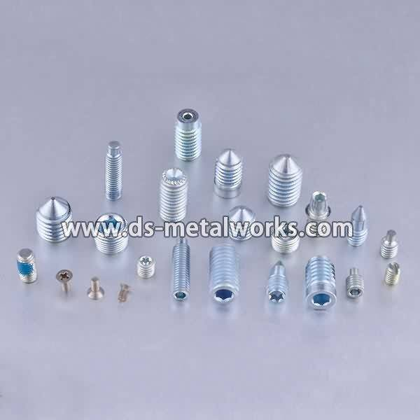 14 Years Manufacturer DIN913 DIN914 DIN915 DIN916 DIN551 Set Screws to San Diego Factories