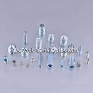 ASME B18.3 Socket Set Screws
