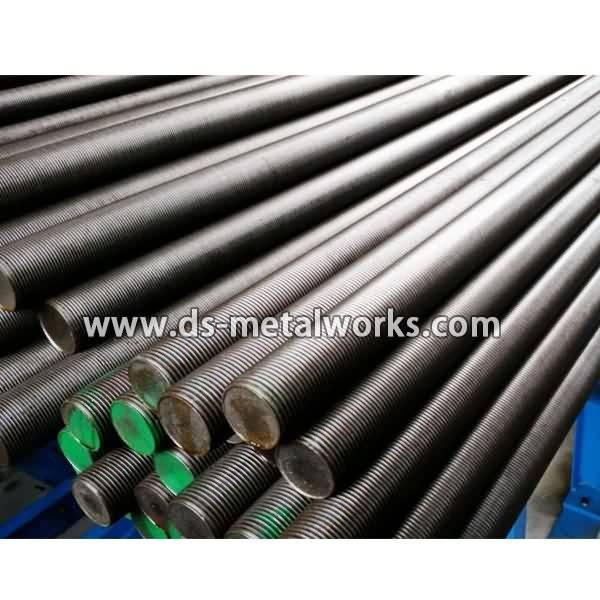 2017 Super Lowest Price ASTM A193 B7 All Threaded Rods Threaded Bars for Vietnam Factory