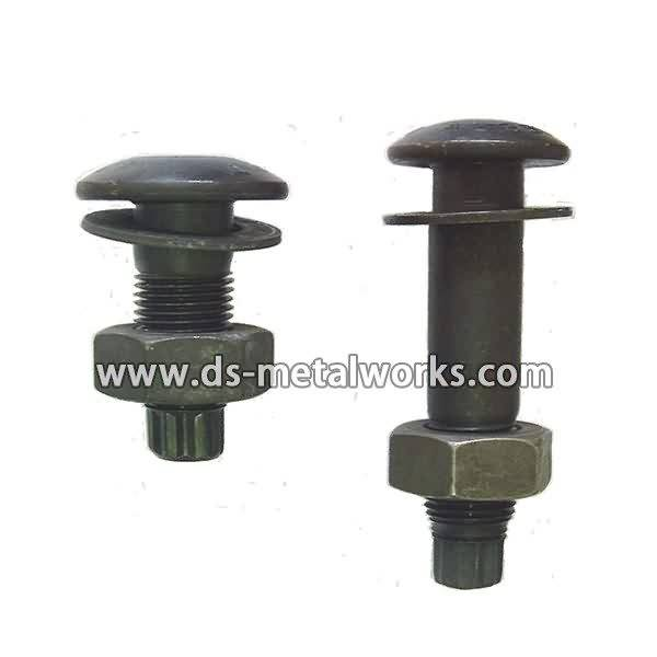 China Manufacturer for ASTM F3125 High Strength Structural Bolts for Qatar Manufacturer