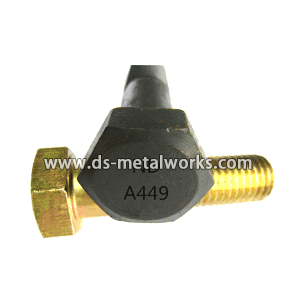 Hot sale good quality ASTM A449 Hex Cap Screws Export to Paraguay
