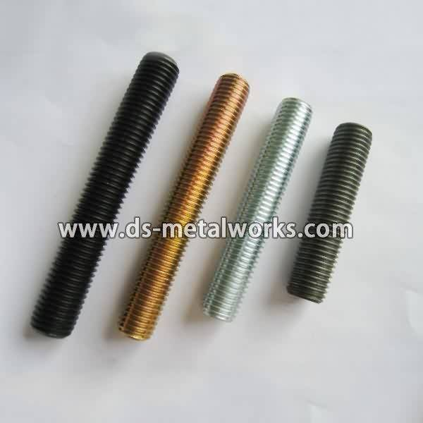 Rapid Delivery for ASTM A193 B7 All Threaded Stud Bolts for Kuwait Importers detail pictures