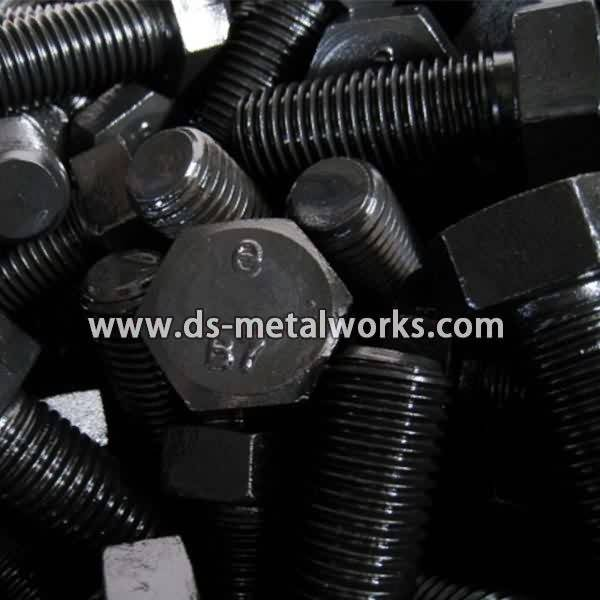 Reliable Supplier ASTM A193 B7 Heavy Hex Bolts for Angola Factory
