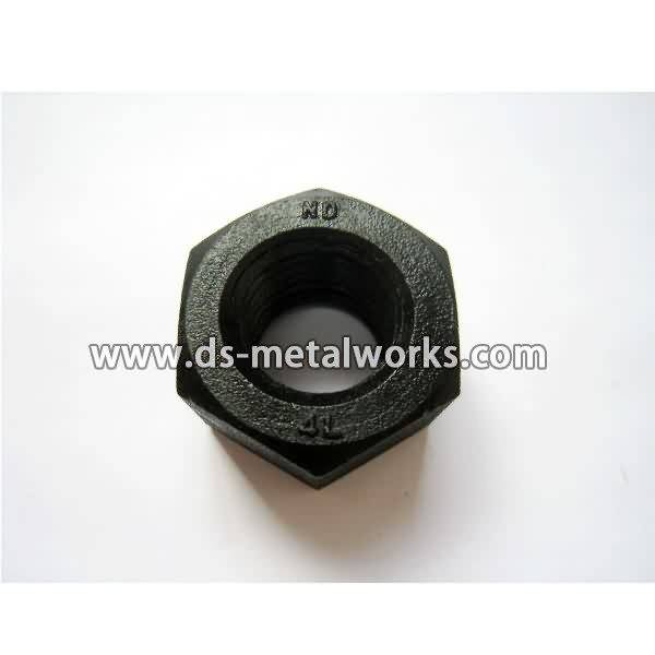 API Wellhead Stud Bolts Price - ASTM A194 4 Heavy Hex Nuts – Dingshen Metalworks