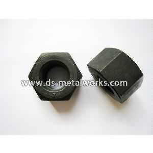 Chinese Professional ASTM A194 7 Heavy Hex Nuts to Uruguay Manufacturer