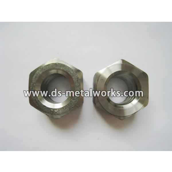 Free sample for ASTM A194 7M Heavy Hex Nuts Wholesale to Canada