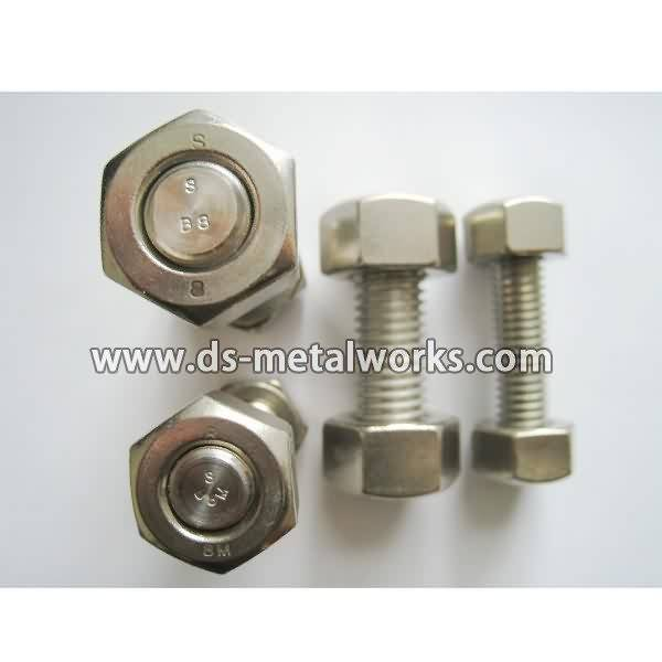 Factory Price For ASTM A194 8 Heavy Hex Nuts for Portugal Importers detail pictures