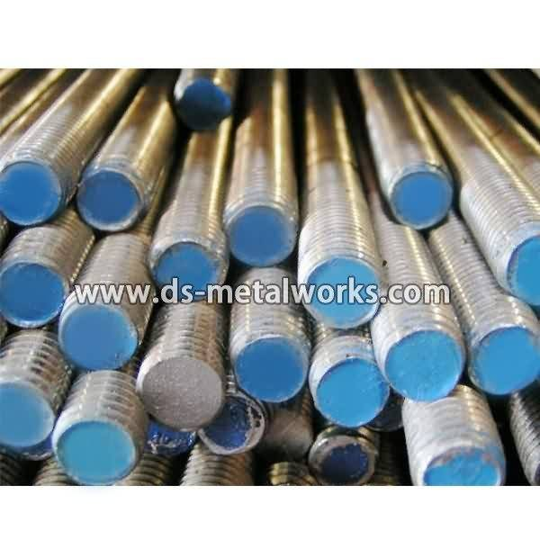 OEM Customized wholesale ASTM A320 L7 All Threaded Rods Threaded Bars to Benin Factory detail pictures