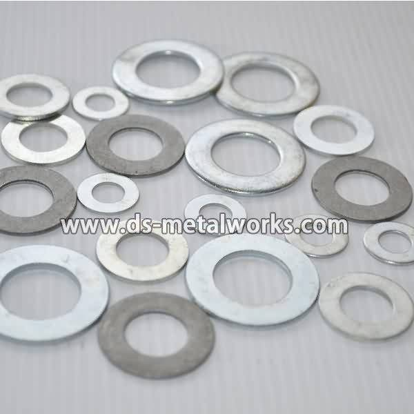 Good Quality ASME B18.22.1 ASTM F844 USS SAE Flat Washers for Marseille Factory