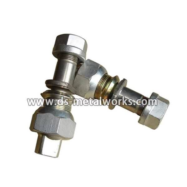 Discount wholesale Wheel Hub Stud Bolts and Nuts Export to Bangladesh