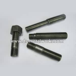 ASTM A320 L7 Tap End Pinnar Double End Studs