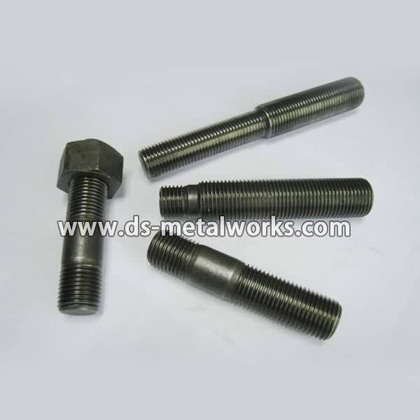 Wholesale Discount ASTM A320 L7 Tap End Studs Double End Studs for Sudan Factory
