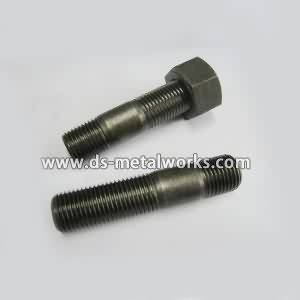 High Efficiency Factory ASTM A193 B7 Tap End Studs Double End Studs Supply to Liberia