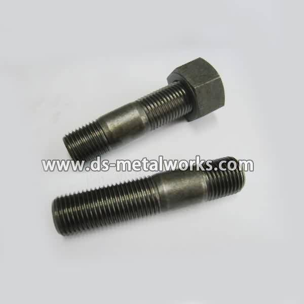 factory wholesale good quality ASTM A193 B7 Tap End Studs Double End Studs to Hanover Factories