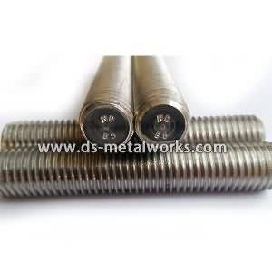 ASTM A193 A320 B8 Threaded Stud Vis