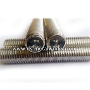 ASTM A193 A320 B8M Threaded Stud Vis