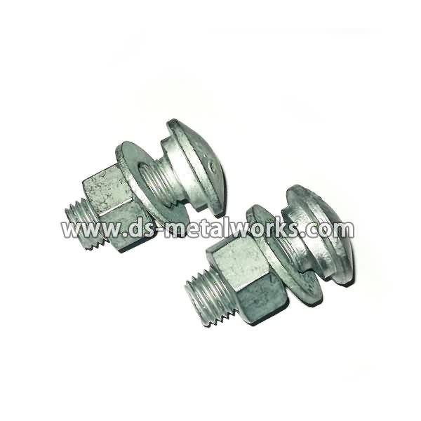 Cheapest Price  Round Button Head Guardrail bolts Wholesale to America detail pictures