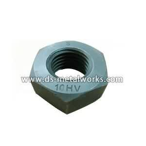 China Gold Supplier for DIN6915 10HV Structural nuts for Roman Manufacturers