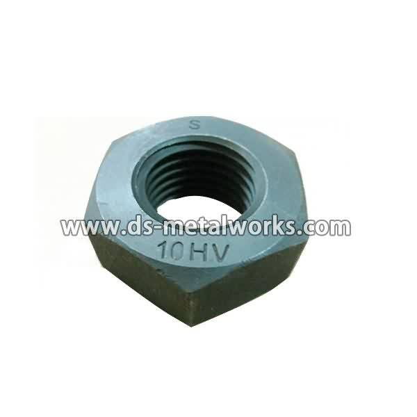 Factory making DIN6915 10HV Structural nuts for Qatar Manufacturer