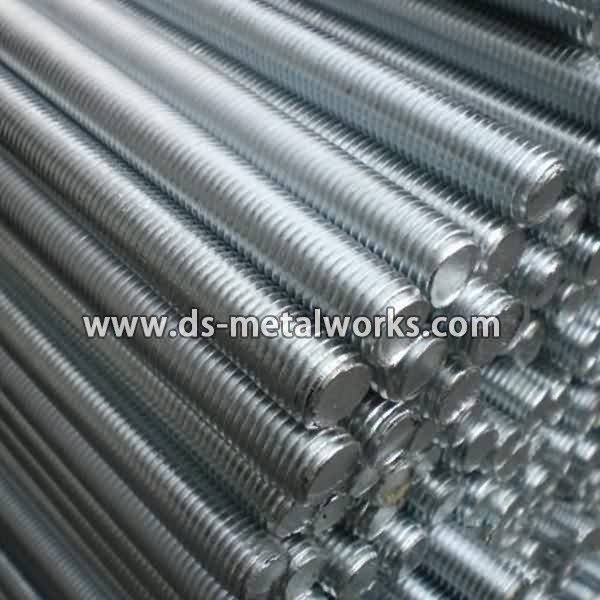 Professional High Quality Din975 Din976 Threaded Rods to Liverpool Manufacturers