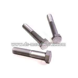 One of Hottest for EN 14399-4 and 8 Structural Bolt Set for Proloading for Angola Factory