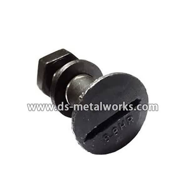 High quality factory Din6914 Heavy Hex Structural Bolts for Egypt Manufacturers