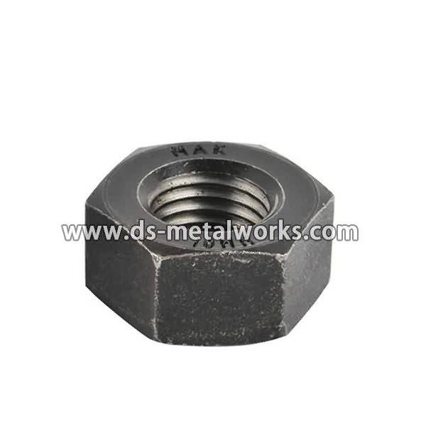 Grade 5 Hex Nuts Price - EN14399-3 and 7 System HR Structural nuts – Dingshen Metalworks