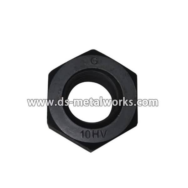 Hot sale reasonable price EN14399-4 and 8 System HV Structural nuts for Cologne Manufacturer