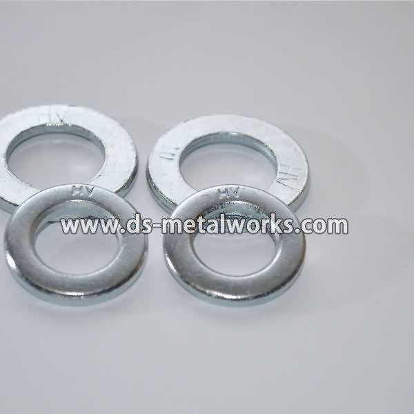 Factory selling EN14399-5 EN14399-6 Structural Washers to British Factory