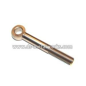 New Arrival China DIN444 Eye Bolts for Sweden Manufacturers
