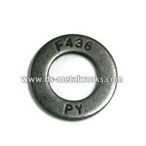 ASTM F436 F436M Washers Steel ແຂງ