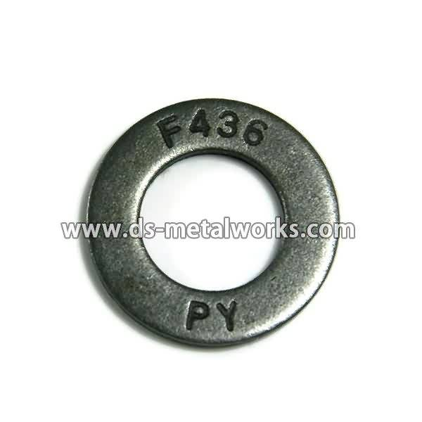 Low MOQ for ASTM F436 F436M Hardened Steel Washers for Germany Importers
