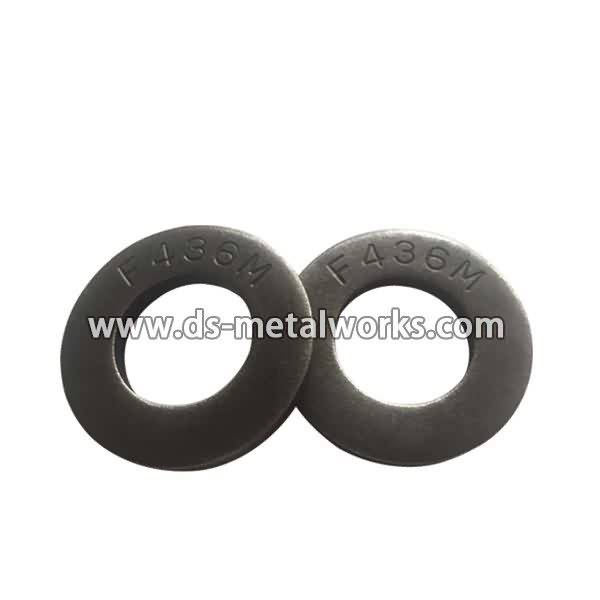 2017 High quality ASTM F436 F436M Hardened Steel Washers to South Africa Manufacturers detail pictures